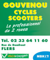 Gouvenou Cycles Scooters