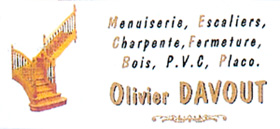Davout Olivier, Menuiserie, Charpente...